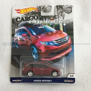 Hot Wheels Car Culture Cargo Carriers Honda Odyssey