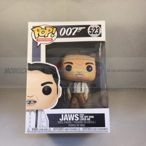 Funko Pop Movies James Bond Jaws From The  Spy Who  Loved Me