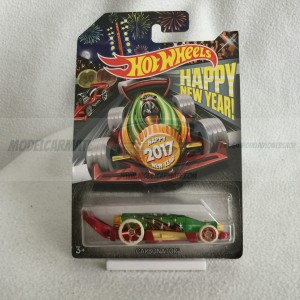 Hot Wheels Happy New Year 2017 Carbonator