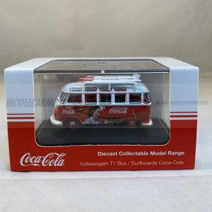 Oxford Volkswagen T1 Bus Surfboards  Coca Cola