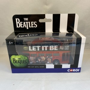 Corgi London Bus 1960 The Beatles - Let it be