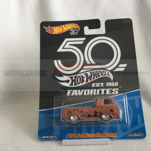 Hot Wheels Premium Collector Favorites '60's Ford Econoline Pickup