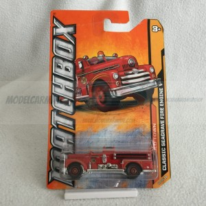 Matchbox Classic Seagrave Fire Engine