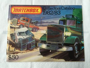 Matchbox Catalogus 1982/83 (Engels)