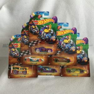 Hot Wheels 2017 Easter Series Complete Set