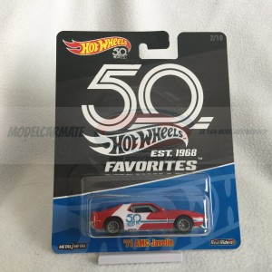 Hot Wheels Premium Collector Favorites '71 AMC Javelin