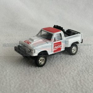 Edocar Coca Cola Pick Up Truck